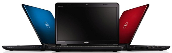 Dell R Series Notebooks